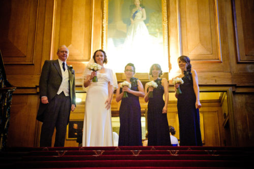 Cutlers Hall weddings Sheffield