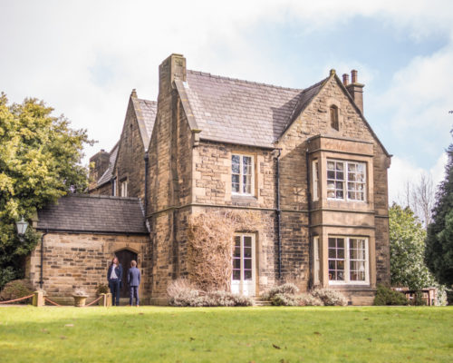 Old Vicarage Ridgeway weddings Sheffield
