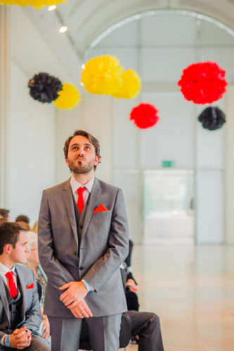 Millennium Gallery wedding Sheffield